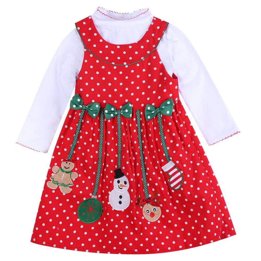 Kleinkind Kinder Baby Mädchen T-shirt Kleid Prinzessin Party Pageant Hochzeit Tutu Kleider Weihnachten Herbst Kleidung