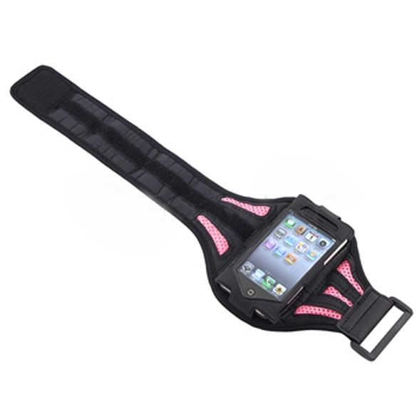 Thể Thao Tập Gym Chạy Bộ Ốp Lưng Da Tay Cho iPhone 4 3G 3GS 4G 4GS IPod Touch