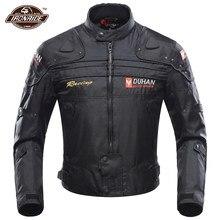DUHAN kurtka zimowa motocyklowa mężczyźni Chaqueta Moto kurtka Motocross wiatroszczelna motocyklowa kurtka wyścigowa z usuń Linner