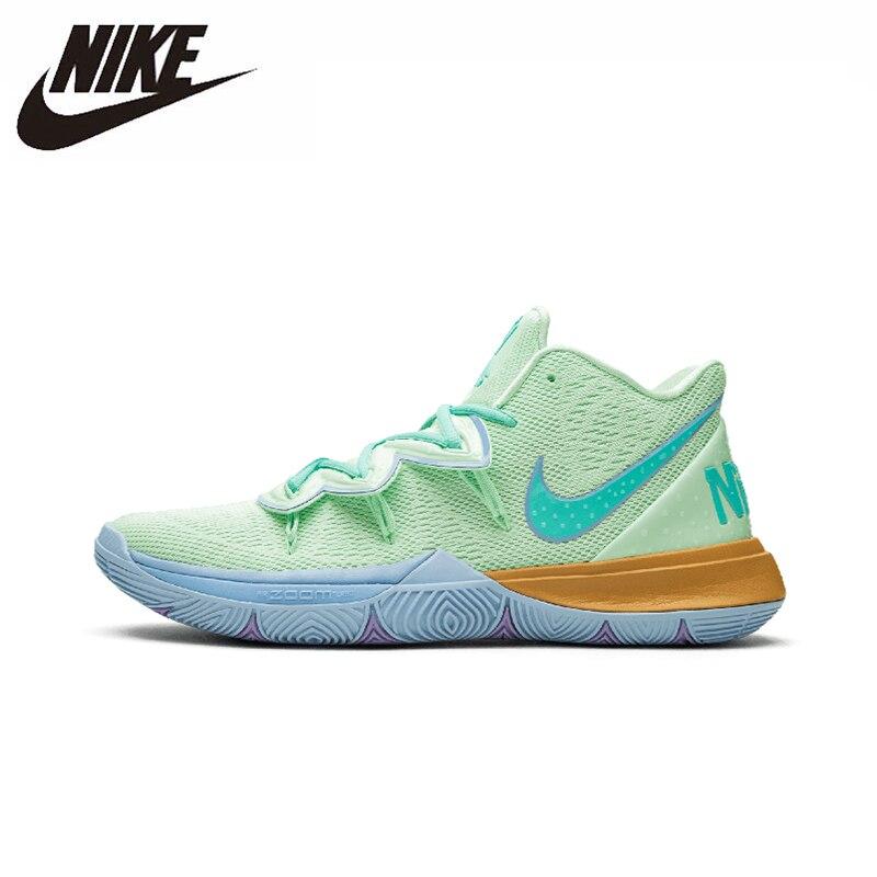 Nike Kyrie Erwin 5 Homme Amorti Nouvelle Arrivée Chaussures de Basket-Ball Léger chaussures De Sport # CJ6951-300