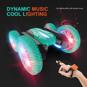 RC Car Remote Control Stunt Car Buggy Children Toys high speed remote control car toys For kids Christmas gift Dropshipping remote control rc stunt car