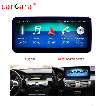Merce des CLS Accessories Stereo Radio Screen W218 GPS Dash Multimedia Player image