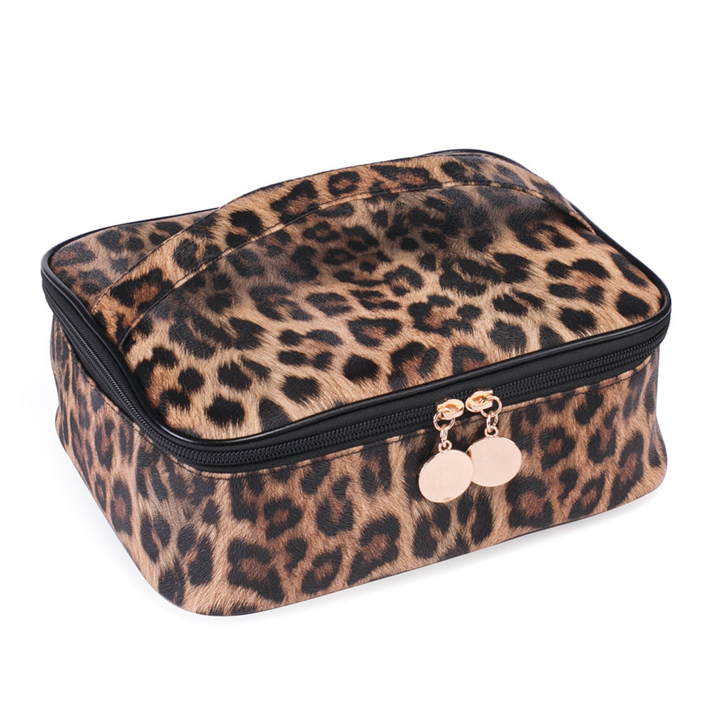 Casual Women Cosmetic Bag Multi Functional Waterproof Travel Beauty Toiletry Organizer Case Necessaries Female Makeup Bag