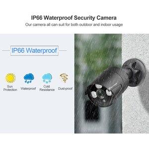 Image 5 - Techage 8CH 1080P HD DVR Bộ CAMERA QUAN SÁT An Ninh Hệ Thống 8 CÁI 2MP HỒNG NGOẠI Ngoài Trời Chống Nước AHD P2P Video giám sát Bộ HDD 2TB