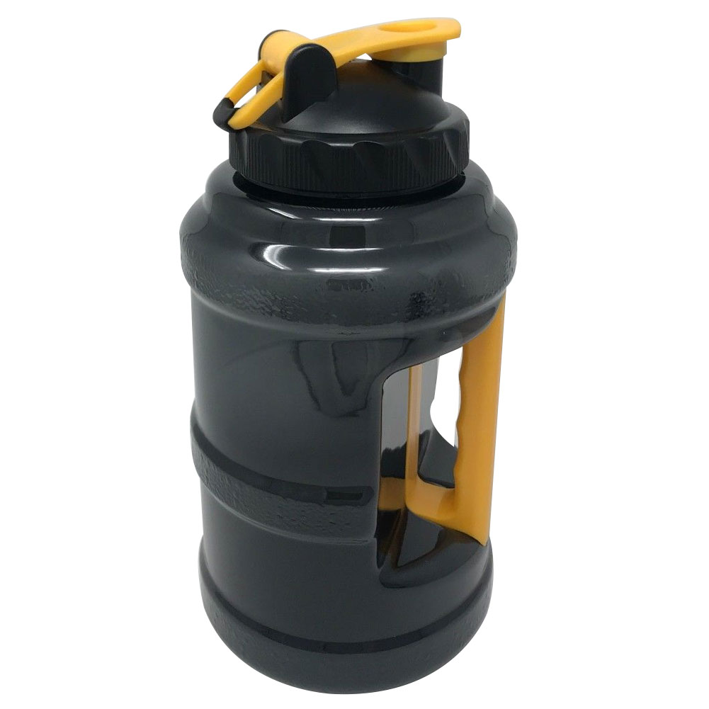 Герметичная Бутылка Для Воды 2,5л для тренажерного зала, фитнеса, путешествий, спорта, велоспорта с ручкой, портативный чайник, бутылка для во...