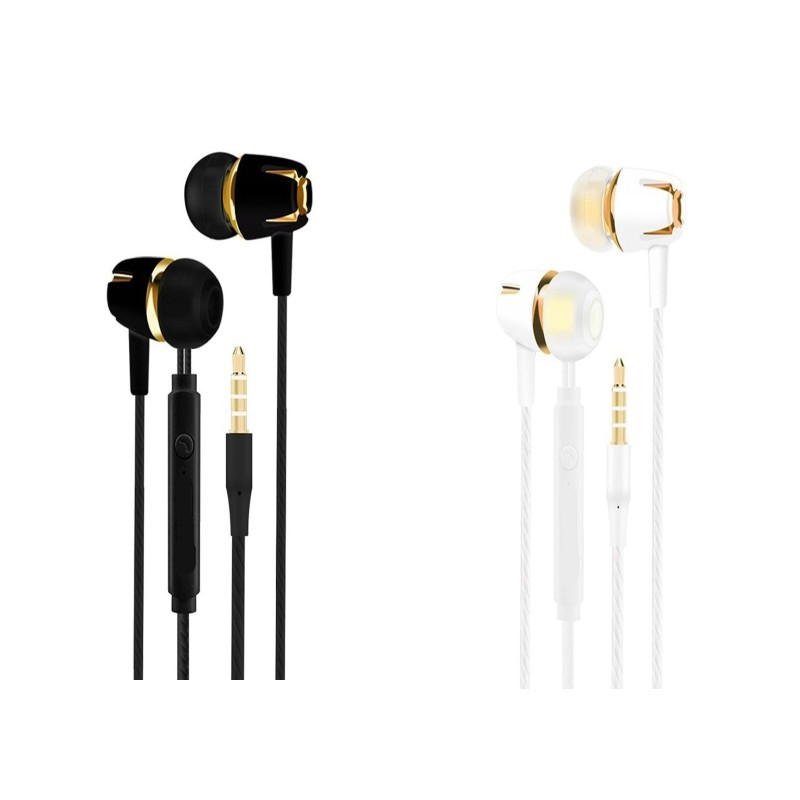 Sports <font><b>Earphone</b></font> 3.5mm Stereo Headset Build-in <font><b>Microphone</b></font> Sport <font><b>Earphone</b></font> MP3 MP4 PC <font><b>Gaming</b></font> Auriculares for Mobile Phone Xiomi image