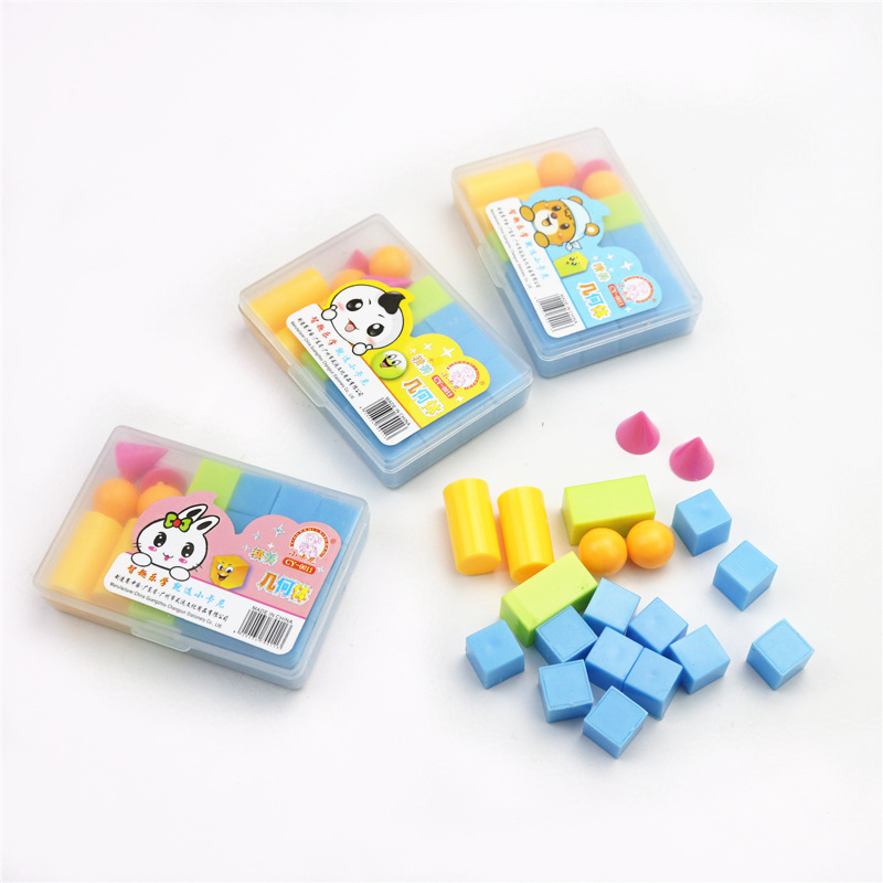 Students' Learning Geometry Model Mathematics Geometry Education Tool Children's Cognitive Teaching Supplies