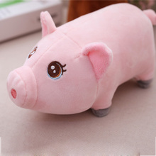 PP Cotton 32cm Cartoon Plush Toy Pink Pigs On Tree Waddles Stuffed Lovely Soft Dolls Cotton Cute Kids Birthday Gifts Sozzy 1pc tv movie gravity falls cute animal cartoon plush toy dipper mabel pink pig waddles stuffed soft dolls kids birthday gifts cs