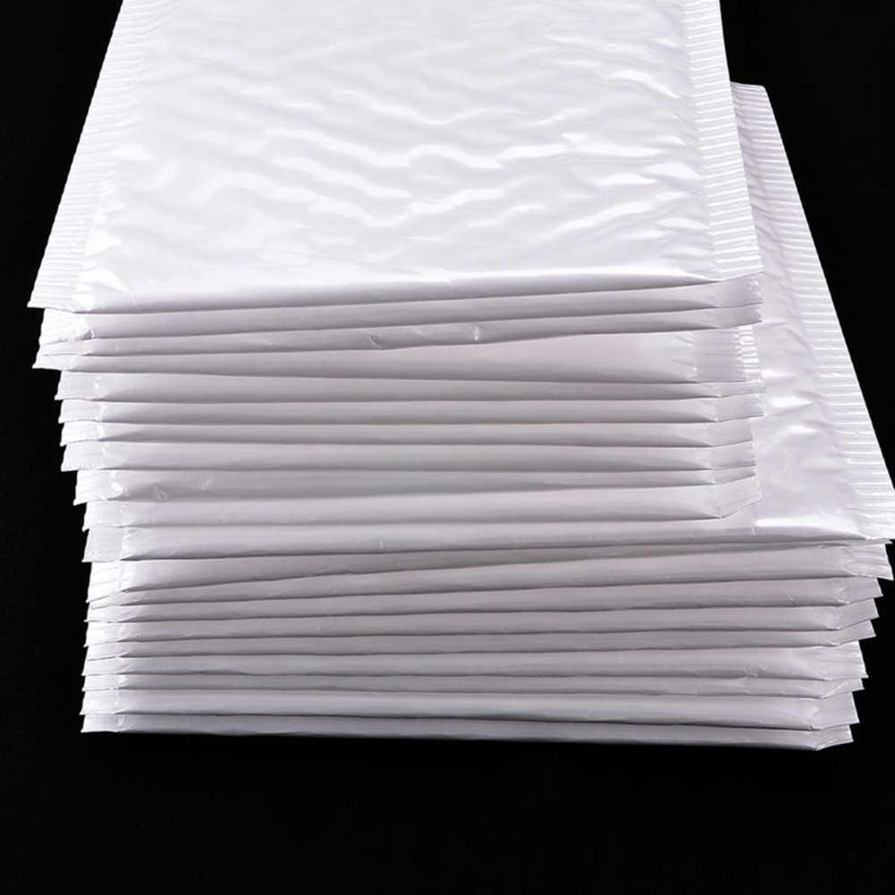 10 Uds. Poly sobres acolchados de burbujas para correo envío bolsas auto sello a prueba de golpes