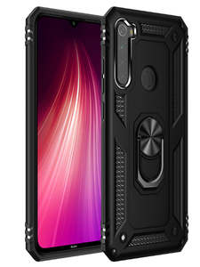 Shockproof Case Ring-Holder Magentic Note-8 7-K20 pro-Cover Xiaomi Redmi Luxury for 7-7a