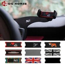 Автомобильный держатель мобильного телефона кронштейн интерьерные аксессуары для MINI Cooper Clubman R55 F54 Countryman R60 F60 R56 F56 F55 Paceman R61