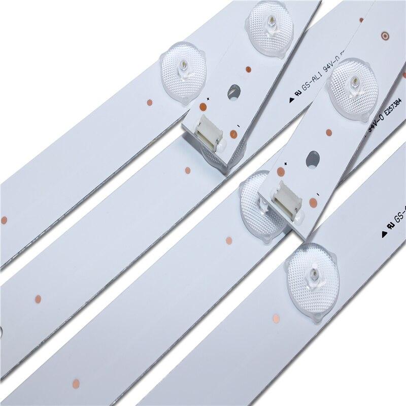 LED Backlight Strip 5 Lamp For Hisense 55