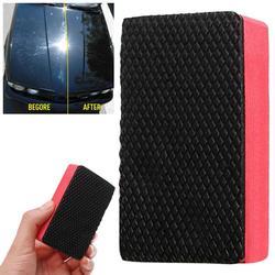 1PC Useful Car Magic Clay Bar Pad Sponge Block Cleaning Eraser Wax Polish Pad Tools Car Detail Cleaning Care Washing