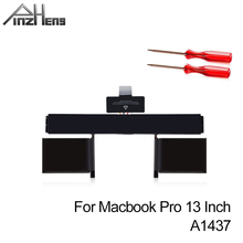 цена на PINZHENG New Laptop Battery A1437 For Apple MacBook Pro 13 Inch Retina A1425 (Late 2012) 020-7653-A 6600 mAh Battery With tools