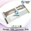 Лучшая цена, белая золотая лента соединителя novajet 1000i для струйного принтера yongli skycolor