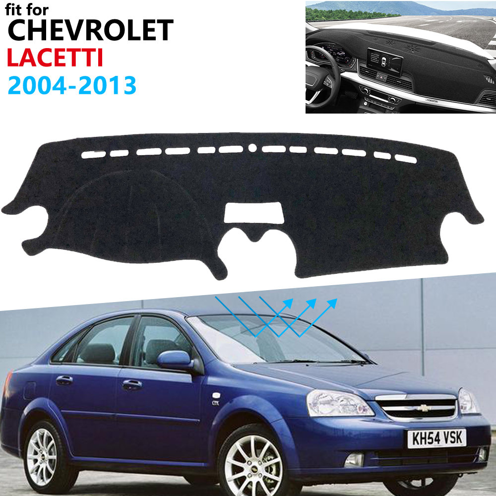 Dashboard Cover Protective Pad for Chevrolet Lacetti Optra for Daewoo Nubira for Suzuki Forenza for Holden Viva Car Accessories(China)