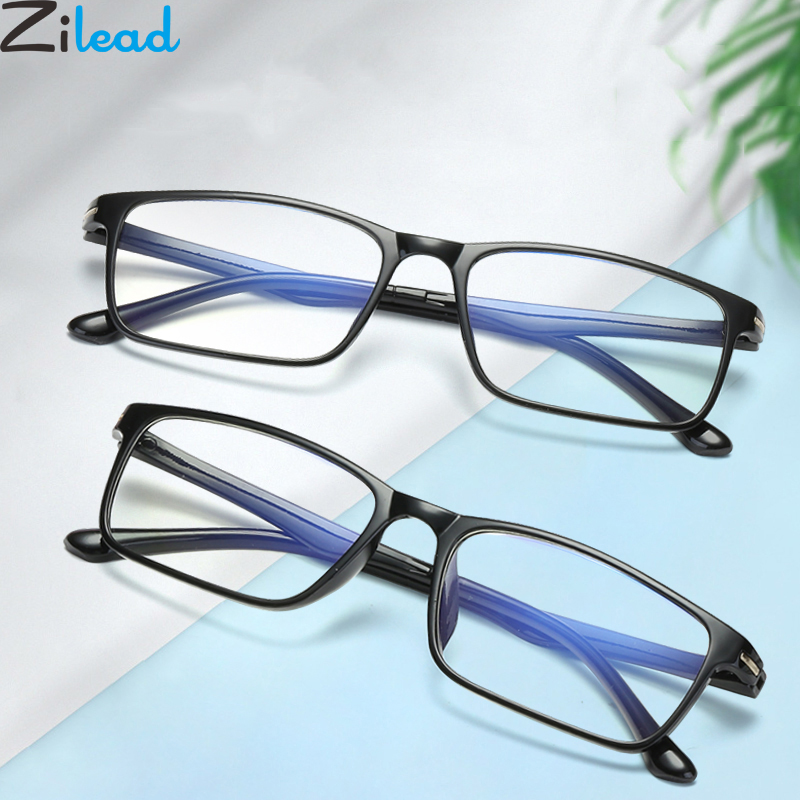 Zilead Children Fnished Myopia Glasses For Boys&Girls Nearsighted Eyeglasses Short-sight Glasses With Degree -1.0to-4.0