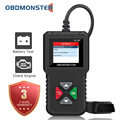 Автомобильный доктор полный OBD2 сканер YA101 для детей возрастом от 12V автомобильный двигатель для проверки двигателя читатель кода ошибки диа...