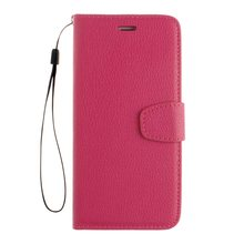 PU Leather Case Flip Type Stand Design Smart Phone Full Protective Cover Case Suitable For iPhone 7 plus 3 Color Optional(China)