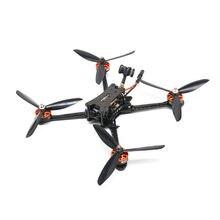 Tyro119 drone de corrida quadricóptero rc, 250mm f4 osd 6 Polegada 3-6s diy fpv, multirotor pnp w/caddx turbo f2 1200tvl câmera