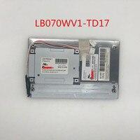 7 pulgadas LCD Panel LB070WV1-TD17