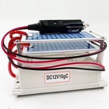 220V/ 110V/ 12V 10g 15g 24g portable ozone generator air purifier ozonizer sterilizer for car or home use