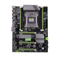 HOT-JIAHUAYU X79T DDR3 PC ordinateur de bureau Carte Mère 2011 CPU 4 Canaux Gaming Support M.2 E5-2680V2 I7 Sata 3.0 USB 3.0 pour I