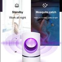 Repelente de mosquitos elétrico  repelente usb  luz ultravioleta  lâmpada fotocatalisadora  repelente silencioso para matar pestes
