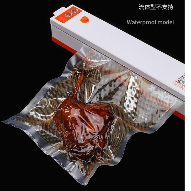 Kitchen Food Vacuum Bag Storage Bags For Vacuum Sealer Food Fresh Long Keeping 12+15+20+25+28cm*500cm 5 Rolls/Lot