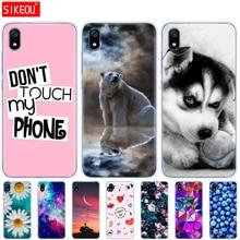 Mobile Silicon Phone Bag Case For Xiaomi Redmi 7a Cases Soft