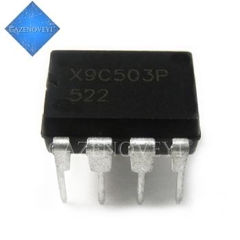 5pcs/lot X9C503P X9C503 DIP-8 In Stock 5pcs lot xl4016e1 xl4016 to 220 in stock
