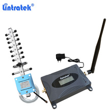 Lintratek 1700/2100Mhz Aws Amplificador Band 4 Signaal Repeater Mobiele Telefoon Versterker Mini 1700 Booster 2G/3G 65dB Sma Type S3