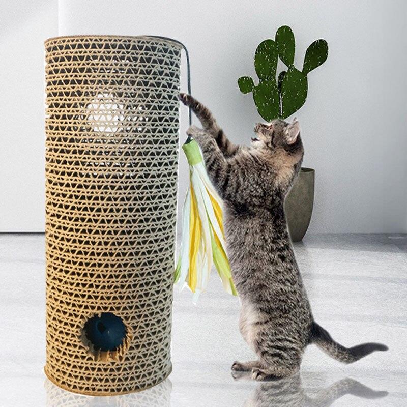 Rascador para gatos, rascador de gatito escalando, tapete para SILLA, mesa, Protector de muebles, juguetes para gatos de alta calidad