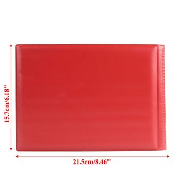 240 Collection Storage Penny Pockets Money Album Book Collecting Coin Holders D08F