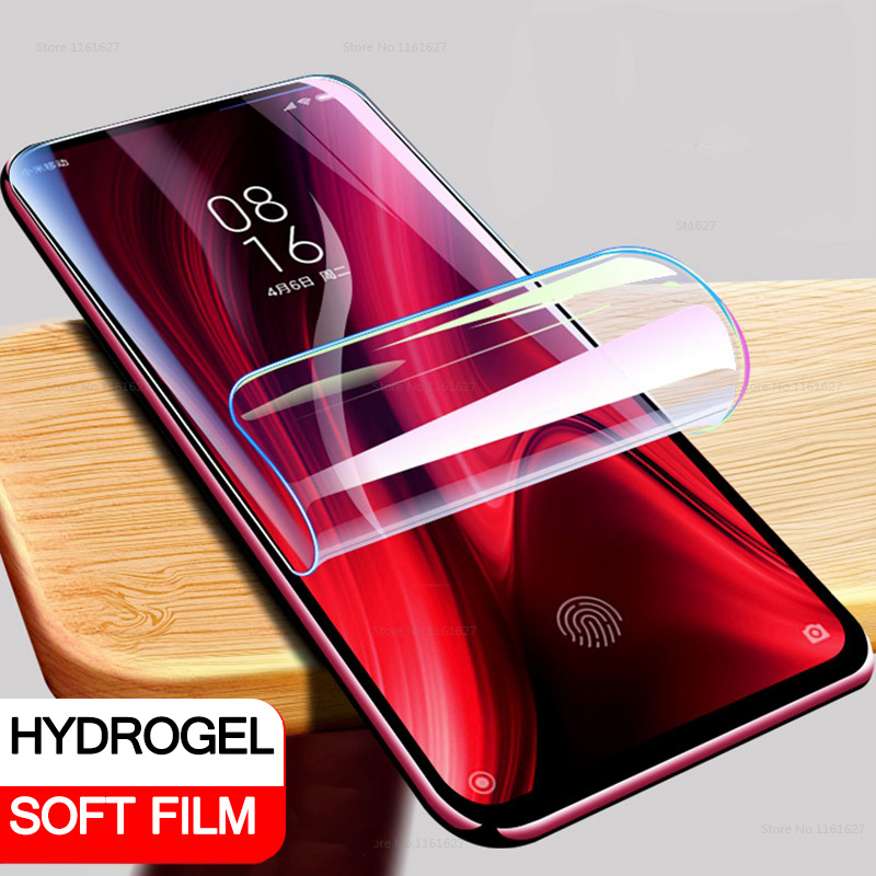 Soft Hydrogel Film For <font><b>Xiaomi</b></font> <font><b>mi</b></font> 9t pro <font><b>9</b></font> t mi9 t mi9t <font><b>Screen</b></font> <font><b>Protector</b></font> Tempered <font><b>Glass</b></font> For <font><b>Xiaomi</b></font> <font><b>mi</b></font> 9t M1903F10G M1903F11G image