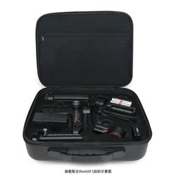 Hard EVA Carry Handbag Protection Storage Shoulder Bag for Zhiyun Weebill Lab Carrying Case