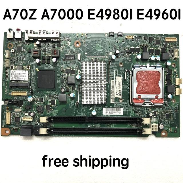 L-IG41S2 For lenovo A70z A7000 E4980I E4960I Desktop Motherboard 09195-1 48.3BE03.011 89Y0902 Mainboard 100%tested fully work