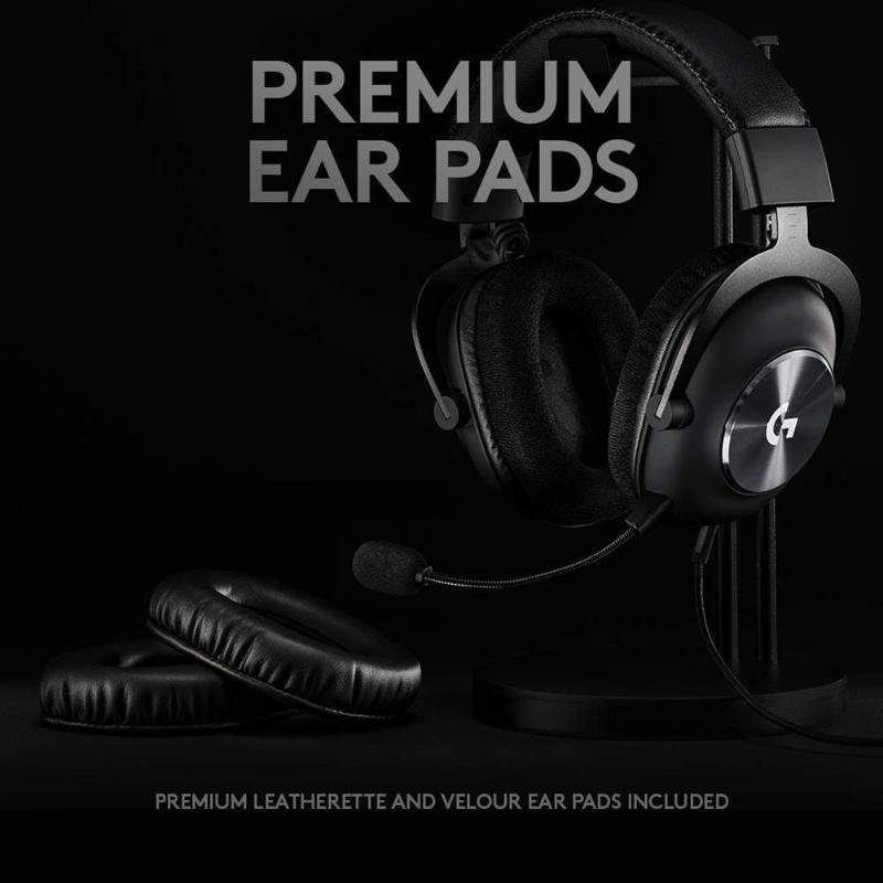 Auriculares USB con cable para Gaming de 7,1 canales de voz azul con micrófono desmontable negro - 6
