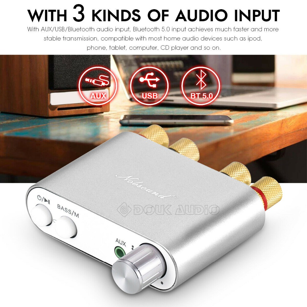 Audio Digital 2 Bluetooth 6