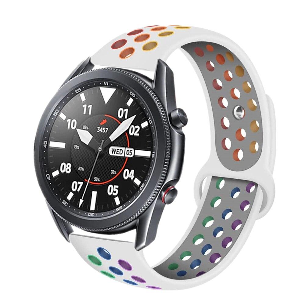 20/22 мм ремешок для часов tissot seiko samsung gear s3/galaxy