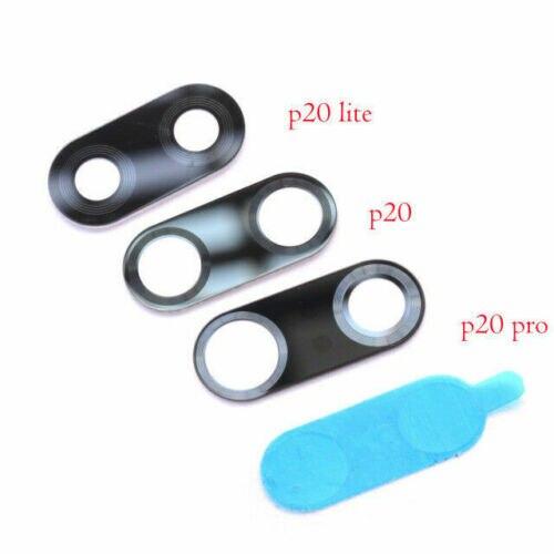 Оригинальный новый задний объектив задней камеры с adhension для HUAWEI Ascend P20 Lite P20 Pro