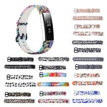 Cinta Faixas de Relógio de Pulseira de substituição Para FitBit Alta/Alta Acessórios HR