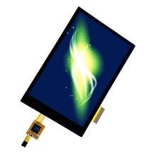 3.5 polegada r61529 módulo lcd controlador capacitivo painel de toque ft5436 unidade mais ponto ips visão completa 320x480 resolução mcu stm32