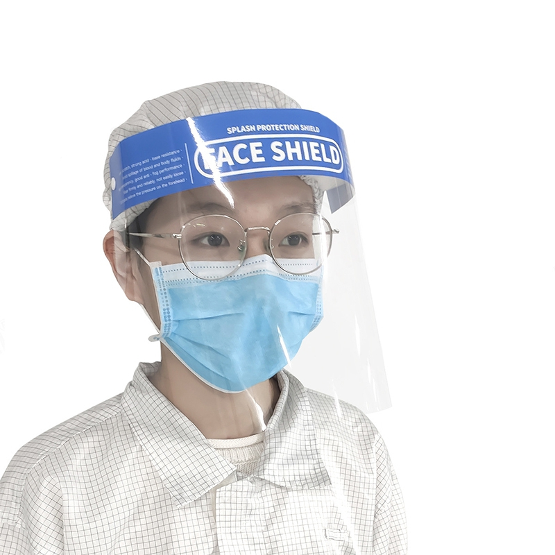 Safety Cover Anti Flue Spittle Anti Dust Cover Full Face Eyes Protection Mask Eyes Face Protection Anti COVID-19 Mask
