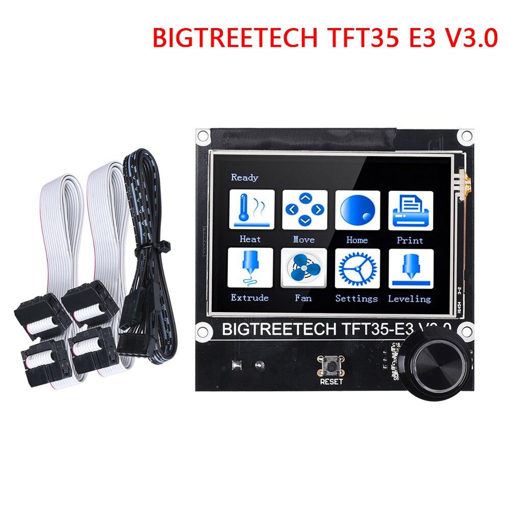 BIGTREETECH TFT35 E3 V3 0 Touch Screen WIFI Module 12864 LCD Display 3D Printer Parts For Ender3 CR-10 SKR V1 3 MINI E3