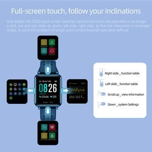 Image 4 - P29 Smart Watch Men Body Temperature Measurement Heart Rate Fitness Tracker Smart Clock Women GTS Smartwatch for Xiaomi