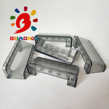 Kids'-Toys Can-Be-Compitabled Windscreen Building-Blocks MOC DIY BEIMONGO 2x6x2 10pcs