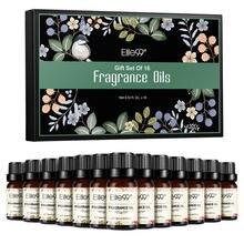 Elite99 10ML 16pcs Gift Set Flower Fruit Essential Oil Diffu