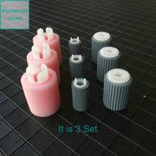 3Set Long Life Paper Pickup Roller Kit For use in Canon Advance C7055 7065 7260 7270 C9065PRO 9075PRO 9270PRO 9280PRO