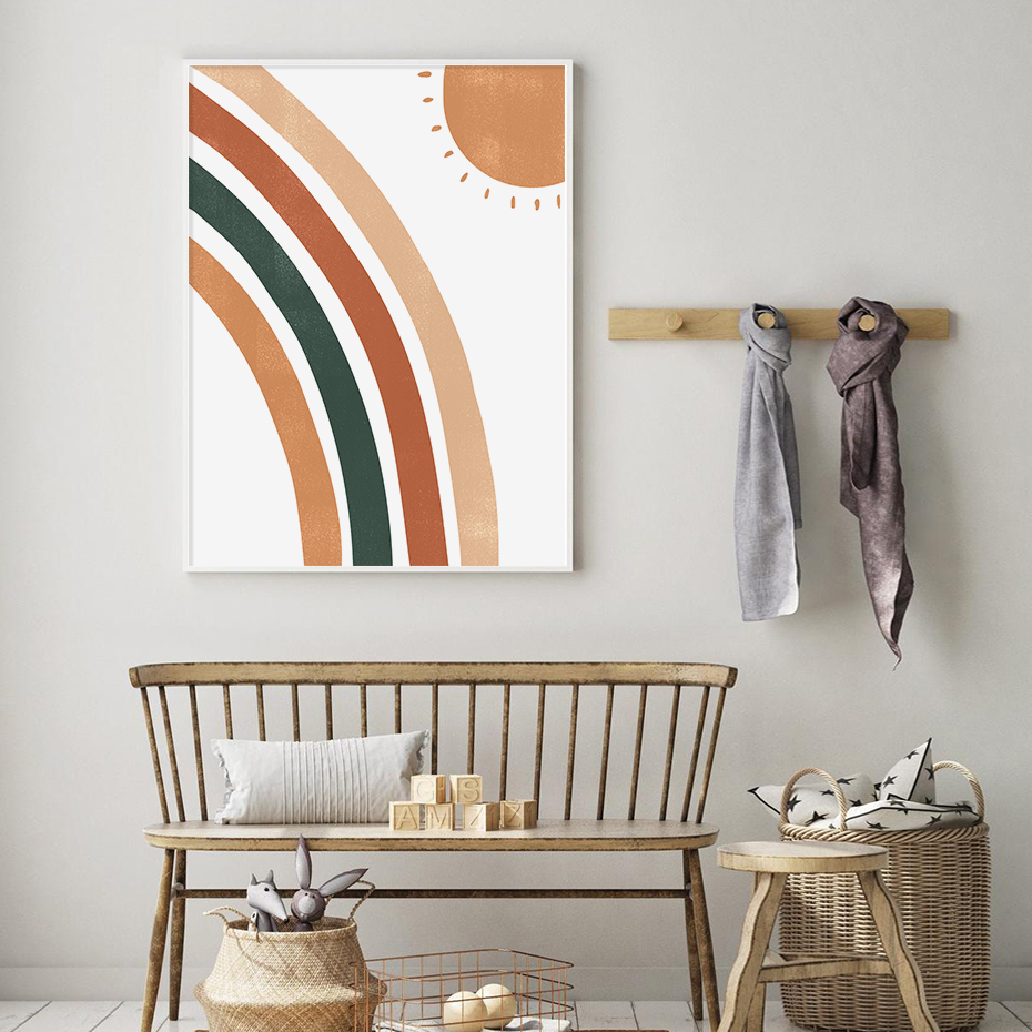 Trendy-Boho-Rainbow-Sun-Nursery-Baby-Decor-Canvas-Painting-Pictures-Wall-Art-Posters-Prints-for-Kids (1)